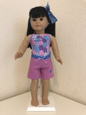 American Girl - Ksanani Swim Outfit- ⚠️ for sale only clothes⚠️ for Sale in Miami, FL