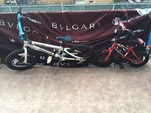 Haro bike and huffy bike for Sale in Hawthorne, CA