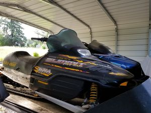 Snowmobiles with trailer for Sale in Ridgefield, WA