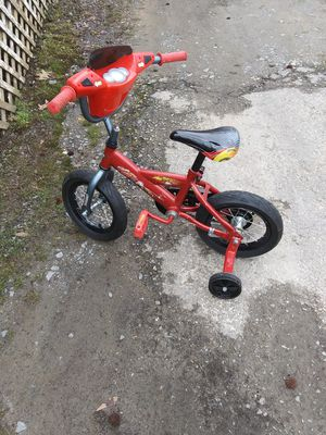 Brand new kids bike with training wheels for Sale in Alexander, AR