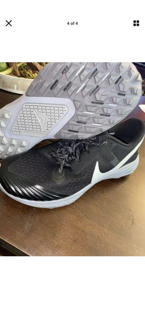 Nike Air Zoom Terra Kiger 5 (AQ2219-001) Running Shoe - Men's Size 8 Black for Sale in Upper Arlington, OH