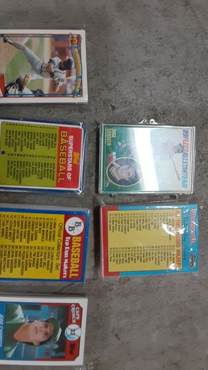 Baseball Card Sets for Sale in Hayward, CA
