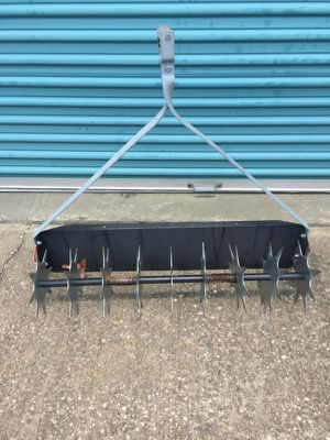 Pull Behind Spike Aerator for Sale in Montgomery, AL