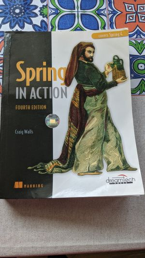 Spring in action hard copy for Sale in San Jose, CA
