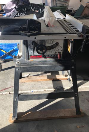 Skilsaw 10 inch table saw for Sale in Las Vegas, NV