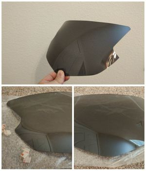 Tinted Headlight Cover for CBR1100XX fits all 96 through 2003 for Sale in Orlando, FL