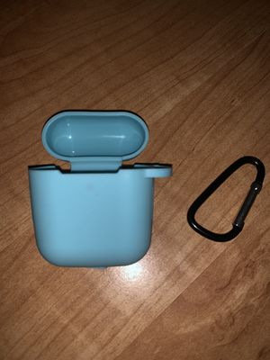 New Apple AirPods 1/2 Case Turquoise for Sale in Los Angeles, CA