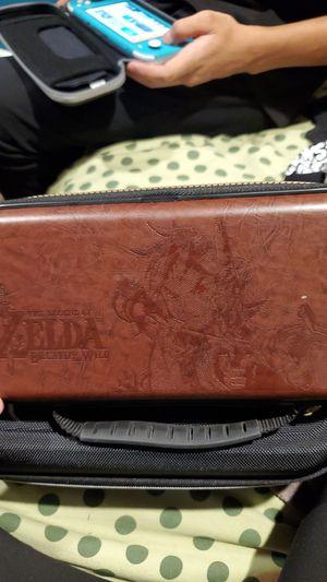 Nintendo Switch Zelda Case for Sale in West Covina, CA