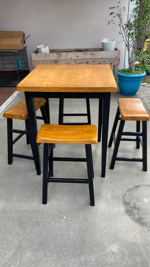 Kitchen dining table set for Sale in Downey, CA