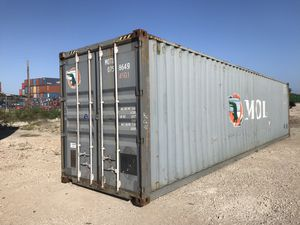 40ft high cube container for Sale in Dallas, TX