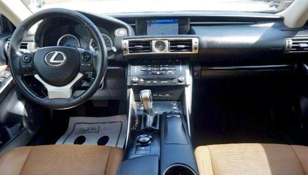 2015 Lexus IS250