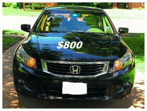 $8OO🔥 Very nice 🔥 2OO9 Honda accord sedan Run and drive very smooth!!! for Sale in Chicago, IL