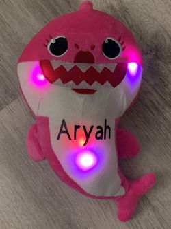 Personalized Singing LED Light Plush Toys Music Doll English Song Toy Gift for Sale in Virginia Beach,  VA