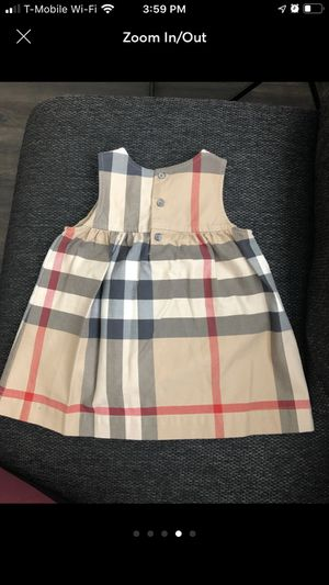 Burberry Dress 12 Months for Sale in Lakewood, CA