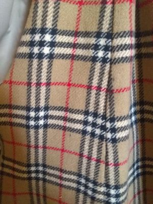 Authentic Vintage Burberry Trench Coat, Lined + Princess Seam Train for Sale in Scottsdale, AZ