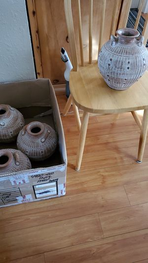 Handmade vases from thailand for Sale in Benicia, CA