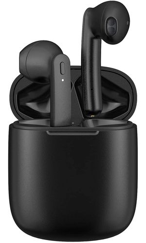 Wireless Earbuds, Bluetooth 5.0 Headphones Hi-Fi Stereo Bluetooth Earbuds Half in-Ear True Wireless Earbuds with Buit-in Mic Headset 35H Playtime wit for Sale in Union City, CA