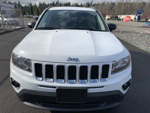 2017 Jeep Compass for Sale in Woodinville, WA