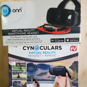 Virtual Reality Headset VR for Cell Phone for Sale in Evansville, IN