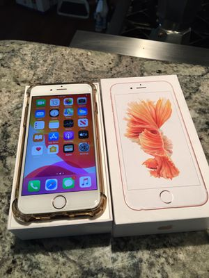 iPhone 6S T-Mobile 16GB Rose Gold for Sale in Whittier, CA
