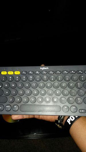 Logitech Bluetooth Keyboard for Sale in Durham, NC