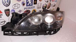 2004 2009 mazda 3 sedan driver left hid xenon headlight head lamp OEM For Parts for Sale in Lawndale, CA