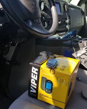 Viper alarm car audio for Sale in South Gate, CA