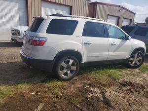 2011 gmc acadia parts parts for Sale in Arlington, TX