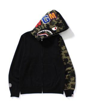 Black / Camo Bape Hoodie Size: Small for Sale in Hampton, VA