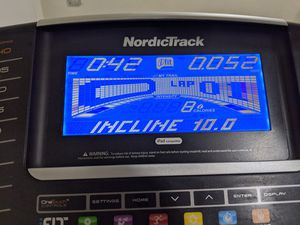 Nordictrack Incline Trainer Treadmill x7i for Sale in Port Chester, NY
