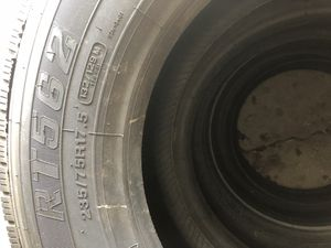 Suretrac 235/75r17.5 brand new trailer tires for Sale in Chicago, IL
