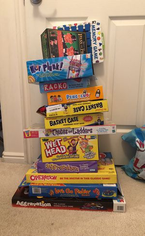 Board games for Sale in West Valley City, UT