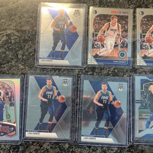 Luka Doncic Cards For Sale. $10-$55 Per Card. Buy All 7 For $120 for Sale in Keller, TX