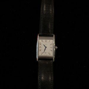 Coach women's black leather watch for Sale in Santa Monica, CA