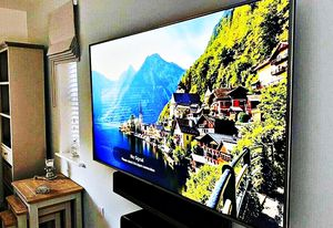 LG 60UF770V Smart TV for Sale in Chester, SD