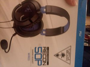 Turtle Beach Ear Force One gaming headset PS4 for Sale in Brainerd, MN