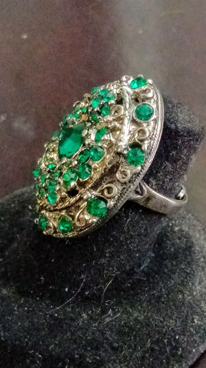 Large statement cocktail ring for Sale in Tacoma, WA
