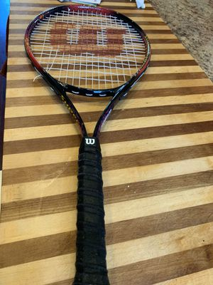 Three tennis rackets with two bags for Sale in Rumson, NJ
