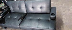 Black futon for Sale in Miami, FL
