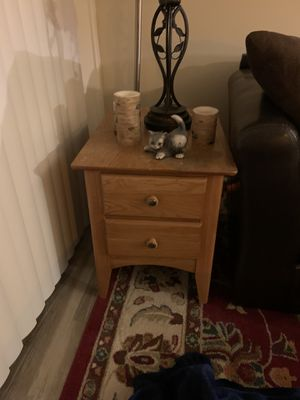 Living room side table. Raymor and Flanagan furniture for Sale in Modesto, CA