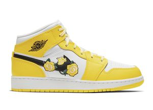 Jordan 1 Mid Dynamic Yellow GS for Sale in Claremont, CA