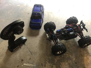 Traxxas summit vxl 4x4 brushless Rc car for Sale in Montgomery Village, MD