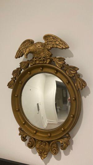Antique 19th federal convex mirror for Sale in Reston, VA