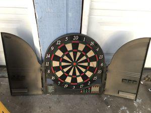 Halex Electronic Digital Dart Board for Sale in Fresno, CA