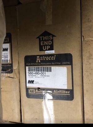 Astrocel Hepa filter for Sale in Lake Worth, FL