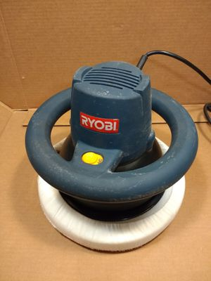 "Ryobi 10"" inch orbital buffer for Sale in Canby, OR"