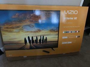 Vizio smart tv 4k new in box retails for 529 60 inch for Sale in Mesa, AZ
