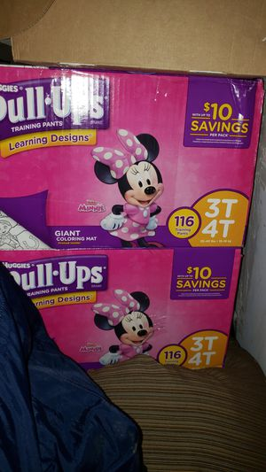 ONLY $20 FOR 116 COUNT BOX for Sale in Philadelphia, PA