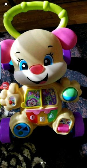 Fisherprice activity walker almost new $10 for Sale in Queens, NY