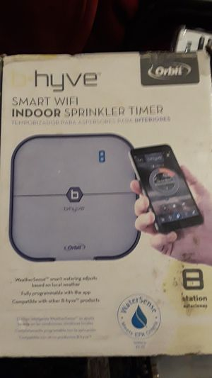 Smart wifi sprinkler timer for Sale in Manteca, CA